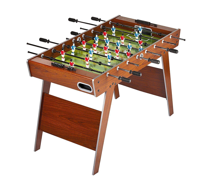 Babyfoot table en bois Jeu de Football CLASSIC - 102 245920