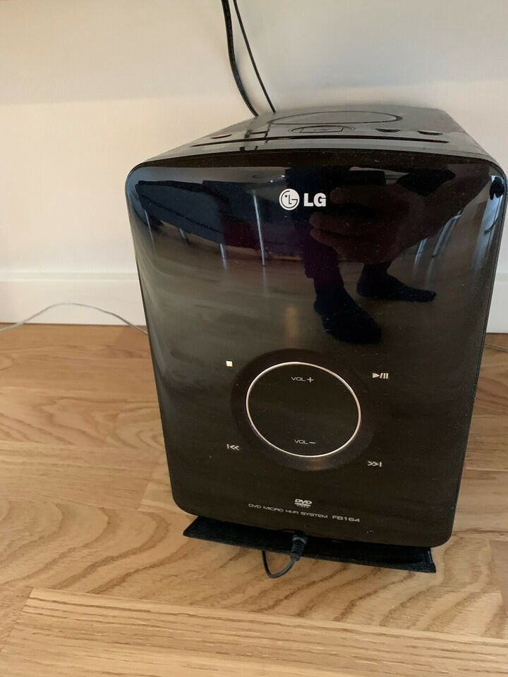 Højttaler, LG, Micro Hi-Fi System FB164