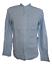 Indexbild 5 - Herren Leinenhemd Freizeithemd Langarm Grau Blau Weiß Gr. S M L XL XXL