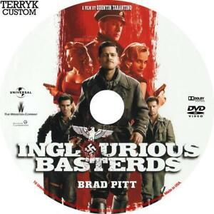 Inglourious-Basterds-DVD-NEW-amp-SEALED-BRILLIANT-TARANTINO-THRILLER