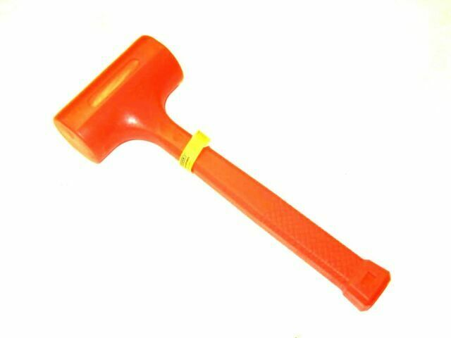 Wisdom 4 Lb Dead Blow Hammer Dbh4 In Usa For Sale Online Ebay This 4 lb dead blow hammer is bright orange in color. ebay