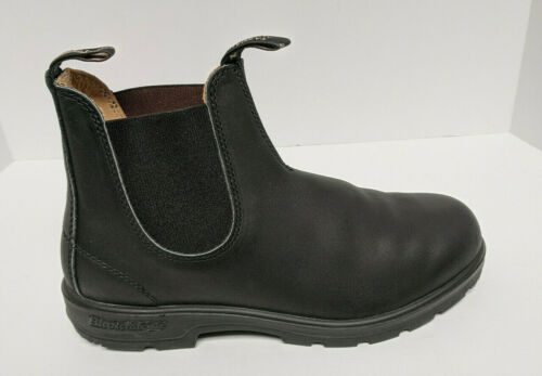 Blundstone 558 Chelsea Boots, Black Leather, Men's