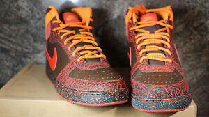 Nike CONVENTION HIGH JP 432103-200 Baroque Brown Size 10 New in the Box