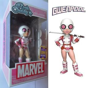 FUNKO-ROCK-CANDY-MARVEL-GWENPOOL-SUMMER-CONVENTION-EXCLUSIVE-FIGUR-NEU-OVP