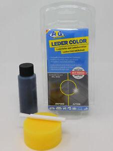 ATG-Lederfarbe-schwarz-matt-Einziehhaftfarbe-Auto-Ledersitze-Lenkrad-RAL-9005