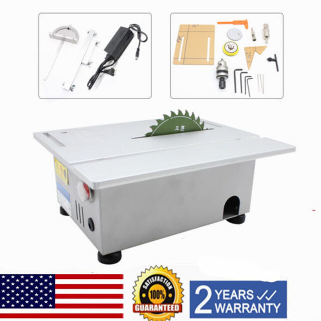 Mini Table Circular Saw Blade Woodworking Bench Diy Crafts Cutting Tool Machine For Sale Online