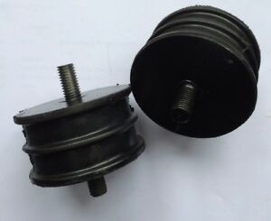 Land-Rover-Serie-2-2A-amp-3-2-25-Essence-gearbox-montures-x-2