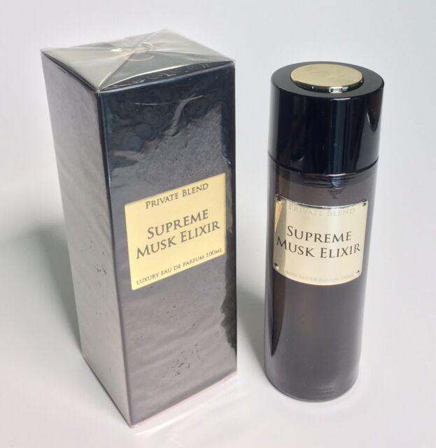 Supreme Musk Elixir By Chkoudra Private Blend Unisex Parfum 33 Fl