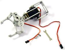 Dagu - 2DOF Robot Arm with Gripper and Servos (21cm)