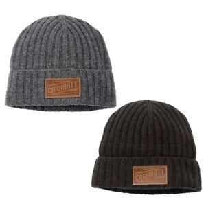 Carhartt-Mens-Seaford-Lambswool-Beanie-Hat
