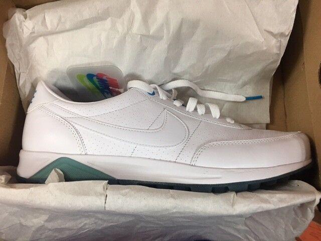 Men Nike Oldham Trainer Sneaker Sneaker Sneaker Neu NEW Gr:41 US:8 blanc /Bleu Alltag Freizeit 60625c