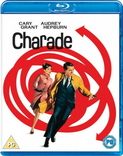 Charade [Region B] [Blu-ray] - DVD - New - Free Shipping.