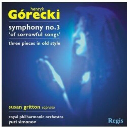 Susan Gritton, H. Go - Symphony No 3 / Three Pieces in Olden Style [New CD]