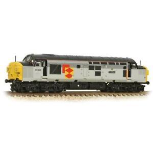 Graham-Farish-371-470-N-Gauge-Verteilung-Klasse-37-0-37068-grainflow