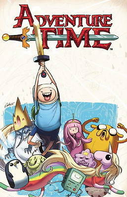 1 of 1 - Adventure Time: Volume 3 by Ryan North (Paperback, 2013)
