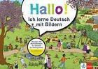 Hallo! Ich lerne Deutsch mit Bildern. Übungen mit Wimmelbildern für Deutsch als Zweitsprache. Grundschule (2016, Geheftet)