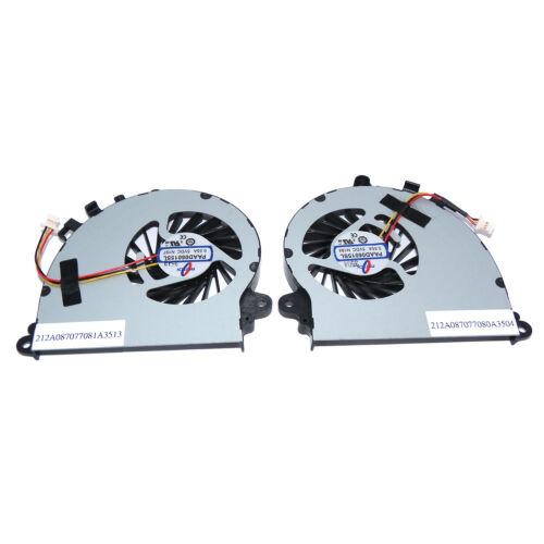 GPU+CPU Cooling Fan For MSI GS70 MS-1771 PAAD06015SL N184 N229 N346 N269 N197