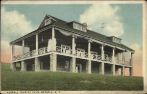 Hornell-NY-Country-Club-c1920-Postcard