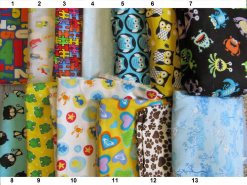 Handmade Burp cloths