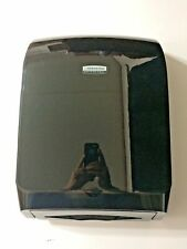 Nos Kimberly Clark Black Professional Mod 39719 Scottfold Towel Dispenser