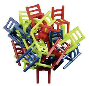Superieur Details About Table   Board Game Stack The Chairs   Fun And Party Game    Free Shipping