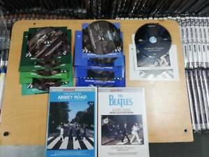 BEATLES / ABBEY ROAD Collectors Edition 5 TITLE SET [23CD+4DVD]