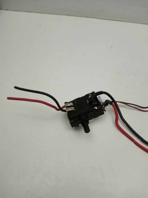 """Ryobi OEM Switch And Contact Plate For P2008 Cordless18v13/"""" String Trimmer//Edger"""