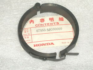 NOS Honda GL1200A GL1200D Piston ring Slider clamp 76.mm  07955-MG90000