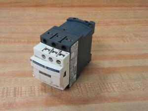LC1D12 Telemecanique LC1D12-BD  AC Contactor LAD4TBDL 24VDC 25A 25 AMP