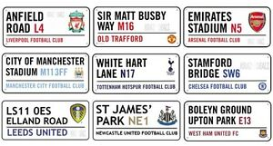 Official-Football-Club-Stadium-Metal-Street-Signs-Gift-Premier-League