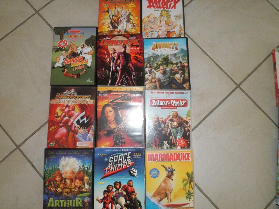Diverse DVD fim, DVD, andet