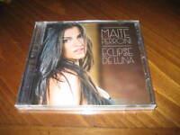 Maite Perroni - Eclipse De Luna Cd - Mexican Latin Pop - Rbd