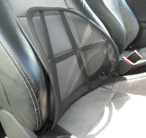 Mesh Ergonomic Lumbar Back Support For Home Office Chair Car Van Seat Back Rest
