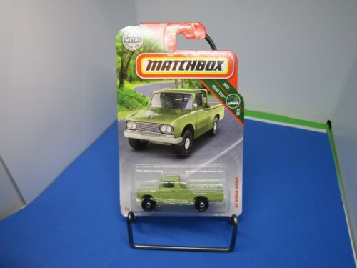 '62 Nissan Junior #14 * Light Green * 2019 Matchbox M Case *