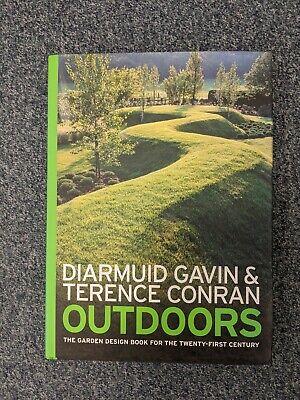 Outdoors The Garden Design Book For The Twenty First By Gavin Diarmuid Co 9781840914986 Ebay