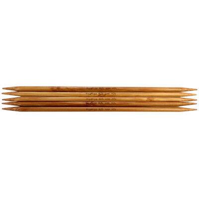 Prym Stricknadeln Nadelspiel Bambus Sockenstricknadeln Sockennadeln
