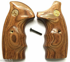 Colt Detective Special Grips / Colt Diamondback Grips Colt D Frame Grips Walnut