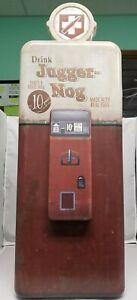Vintage Juggernog Mini Cooler Fridge from Call of Duty Black Ops III EF8228 soda