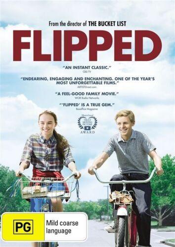 1 of 1 - Flipped (DVD, 2011)**R4*Terrific Condition*Dir Rob Reiner*Aidan Quinn