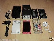 Samsung Galaxy S2 II GT-I9100G 16GB OVP, Coral Pink, ohne Simlock, 2J.Garantie