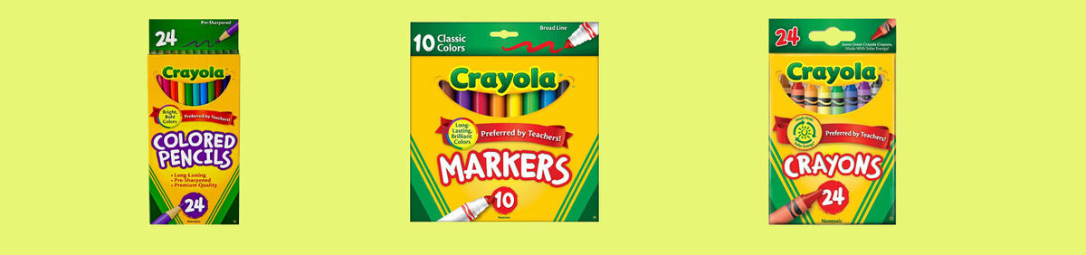 Crayola Crafting