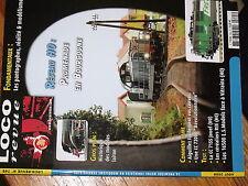 µµ Loco Revue n°745 Brunir le métal BB 16500 photodoc / CC 7155  Cerealier PANTO