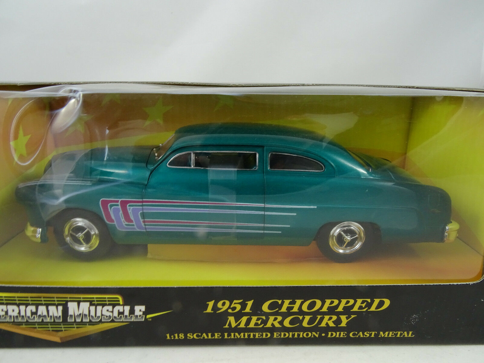 1 18 Ertl  32315 Chopped Mercury 1951-RARE §