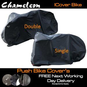 Heavy Duty Universal Bicycle Bike Cover Waterproof UV Rust Rain Resistant