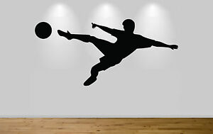 Juko-Boys-Bedroom-Football-Wall-Sticker-Decal-Wall-Art-970-Soccer