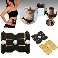 AB Gymnic Body Massager Belt Arm/Leg/Waist/Muscle Toner Abdominal Thighs