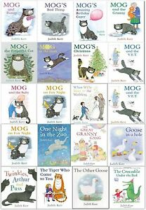 Judith-Kerr-Mog-the-Forgetful-Cat-Collection-20-Books-Set-Mog-Christmas