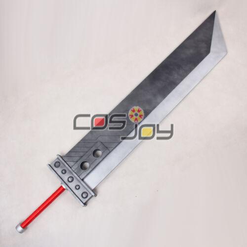 "Cosjoy 58/"" Final Fantasy VII FF7 Zack·Fair// Cloud Strife Big Sword Cosplay 1097"