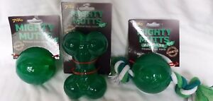 Pet-Love-Mighty-Mutts-Mint-Rubber-Toys-3-Designes