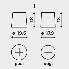 VARTA H15 VRLA AGM Battery 12V 105AH 950EN Fits MERCEDES-BENZ A0009821808